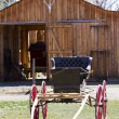 Stock Photo: Old carriage