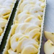 Apple tart - Stockfoto