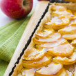 Apple tart — Stock Photo