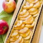 Apple tart — Stock Photo #24499745