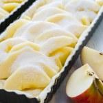 Apple tart — Stock Photo #24514689