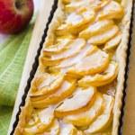 Apple tart — Stock Photo #24518991