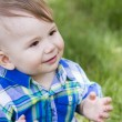 Baby boy - Stock Photo