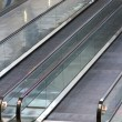 Moving sidewalk - Stock Photo