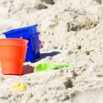 Sand toys — Stock Photo #24763983