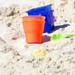 Sand toys — Stock Photo #24763989