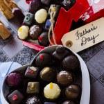 Assorted truffles — Stock Photo #24876473