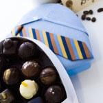 Assorted truffles — Stock Photo #24876801