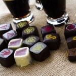 Beer truffles — Stock Photo #24877185