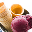 Gourmet gelato — Stock Photo