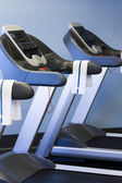 Treadmill machine — Stock Photo