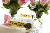 Wedding favors — Stock Photo