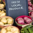 Stock Photo: Fresh produce