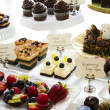 Dessert bar — Stock Photo #26570293