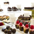 Dessert bar — Stock Photo #26583335