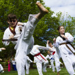 Tae Kwon Do — Foto de Stock