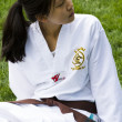 tae kwon do — Stock Photo #26618753