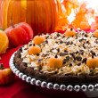 Pumpkin pie — Stock Photo #27074355