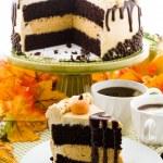 Pumpkin cake — Stock Photo #27076497