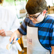 Cooking school — Stock Photo #28098051