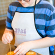 Stock Photo: Cooking school