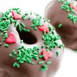 Stock Photo: Doughnut