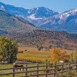 Autumn on Ranch — Stock Photo #30923323