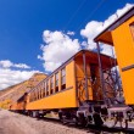 Narrow Gauge Train — Stock Photo #30927677