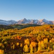 Dallas Divide in Autumn — Stock Photo #30928813