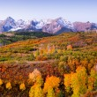 Stock Photo: Dallas Divide in Autumn