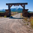 Ranch Entrance — Stock Photo #30931899