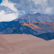 Great Sand Dunes — Stock Photo #30938305