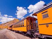 Narrow Gauge Train — Stock Photo