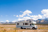 Motor Home — Stock Photo
