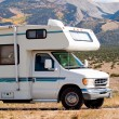 Stock Photo: Motor Home