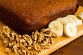 Banana Bread — Стоковое фото