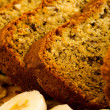 Banana Bread — Stock Photo