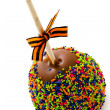 Caramel apple — Foto Stock