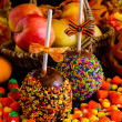 Caramel apple — Stock Photo #33055927