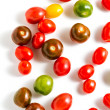 Cherry tomatoes — Stock Photo