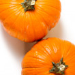 Orange pumpkins — Stock Photo #35027507