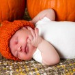 Stock Photo: Newborn