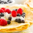 Stock Photo: Crepes