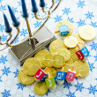 Hanukkah — Stock Photo #36429557