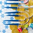 Hanukkah — Stock Photo #36429619