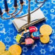 Hanukkah — Stock Photo #36430623
