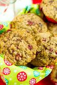 Crunberry muffin — Stock Photo