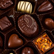Stock Photo: Chocolates
