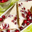 Cranberry bliss bar — Stock Photo #37297457