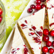 Cranberry bliss bar — Stock Photo #37297479